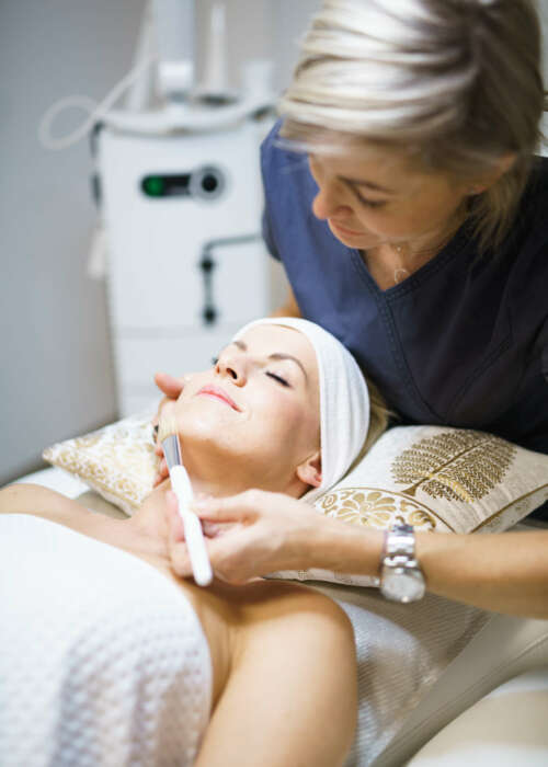 Kosmetik Behandlung Salzburg - SAN Privatklinik